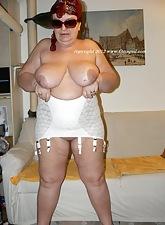 OmaGeil.com - Blue-blooded Granny Porn